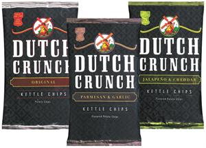 - Dutch Crunch Kettle Chips -
