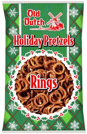 Old Dutch Pretzel Rings